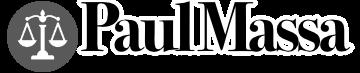 Caddo Parish traffic ticket lawyer Paul Massa logo